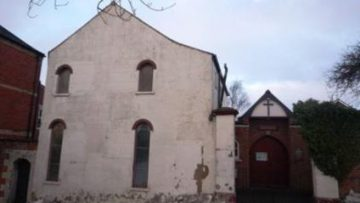 Caistor – St Thomas More (Chapel of Ease)