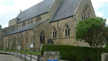 Wolsingham – St Thomas of Canterbury