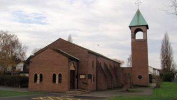 Shrewsbury – St Winefride