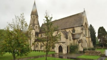 Woodchester – The Annunciation
