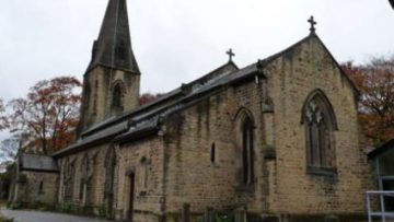 New Mills – The Church of the Annunciation