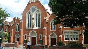 Shepherd's Bush – The Holy Ghost and St Stephen