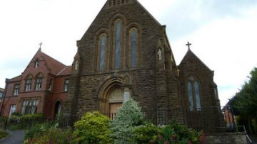 Yeovil – The Holy Ghost