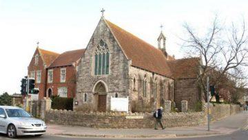 Swanage – The Holy Spirit and St Edward