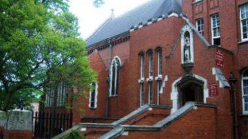 University Chapel – Leeds
