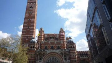 Westminster – Metropolitan Cathedral of the Most Precious Blood