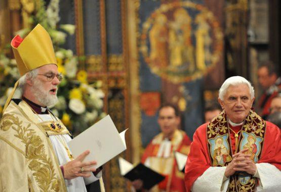 Archbishop of Canterbury's address at Evening Prayer