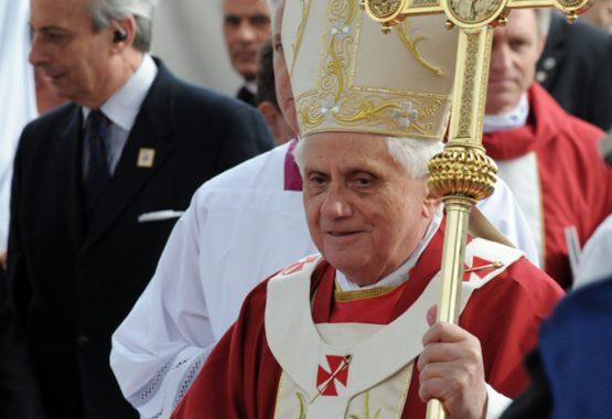 Pope Benedict XVI: 1927 - 1953