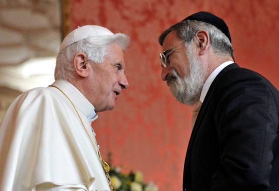 Chief Rabbi Lord Sacks' Address to Pope Benedict
