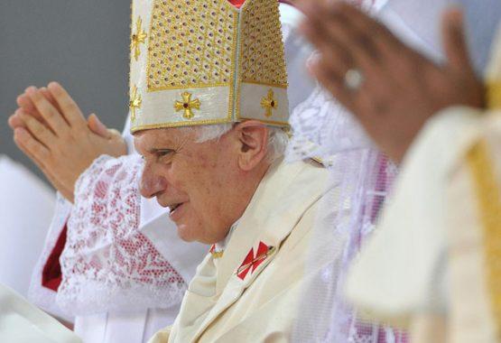 Pope Benedict's Beatification Homily