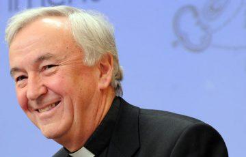 Archbishop Nichols Addresses the Holy Father