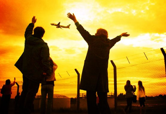 Pope Benedict XVI's Farewell Address at Birmingham Airport