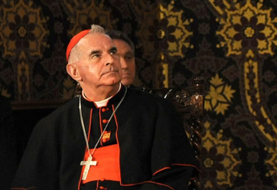 Cardinal O'Brien's Farewell Address to Pope Benedict XVI