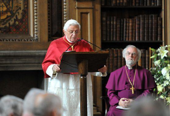 Pope Benedict XVI: 1954 - 1972
