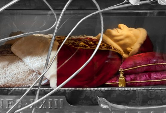 When a Pope Dies